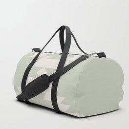 Southwestern Minimalism - Sage Green Duffle Bag
