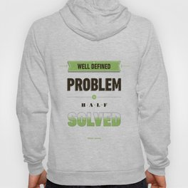 Well defined problem Hoody