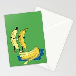Banana Gentleman Stationery Cards