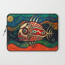 The Fish Laptop Sleeve