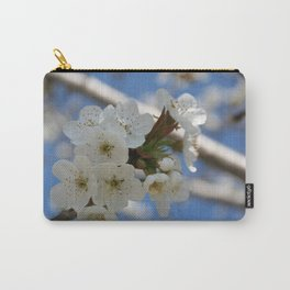 Beautiful Delicate Cherry Blossom Flowers Carry-All Pouch