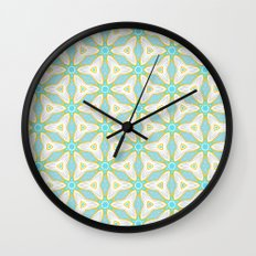 Claudine Beach Wall Clock