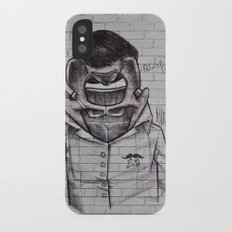Pelvis Presley iPhone X Slim Case
