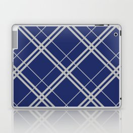 Ravenclaw Argyle Laptop & iPad Skin