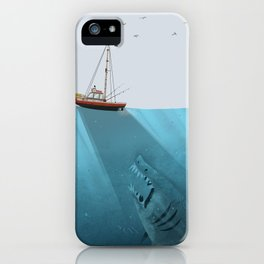 We're Gonna Need a Bigger Boat iPhone Case