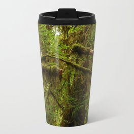 The Opulence Of The Rainforest Travel Mug