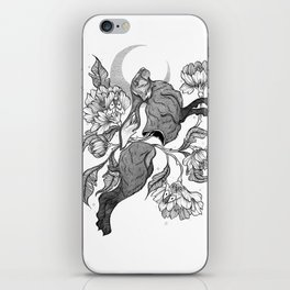 uncontrollable nature iPhone Skin