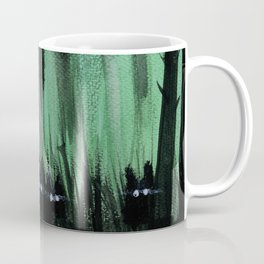 Psypuff forest 01 Coffee Mug