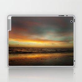 Florida Beach Sunset Laptop & iPad Skin