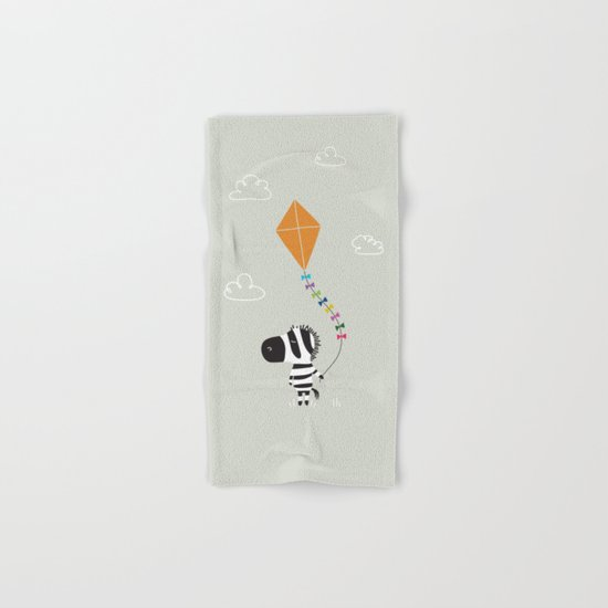 The Happy Childhood Hand & Bath Towel