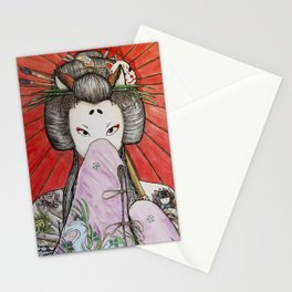 Kuzunoha Stationery Cards