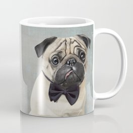 Mr Pug Coffee Mug