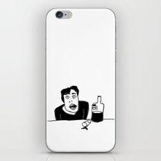 Vodka iPhone & iPod Skin
