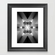 On (Lazarus) Framed Art Print