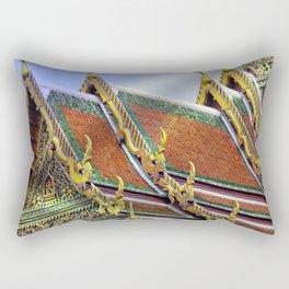 Bangkok palace IV Rectangular Pillow