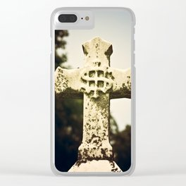 God Money Clear iPhone Case