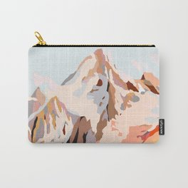 glass mountains Carry-All Pouch
