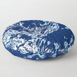 Calm Waves Floor Pillow