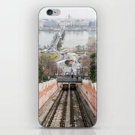 Funicular. iPhone Skin