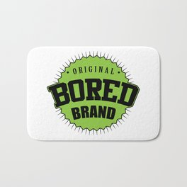 Original bored brand Bath Mat