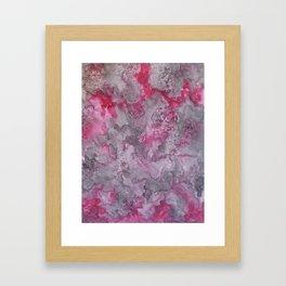 strange visions 7 Framed Art Print