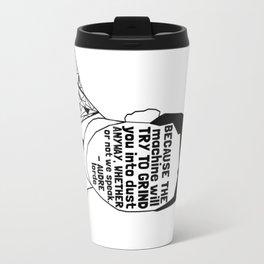 Eric Garner - Black Lives Matter - Series - Black Voices Travel Mug