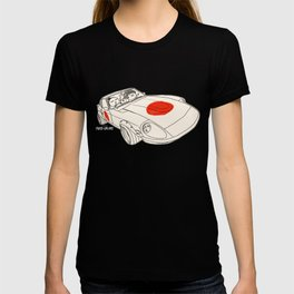 Crazy Car Art 0160 T-shirt