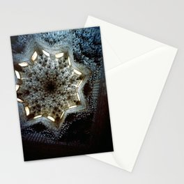 Looking Up Hall of the Abencerrajes, Alhambra Stationery Cards