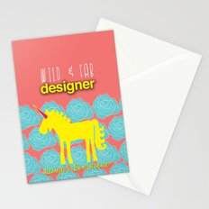 Design and Be Awesome! Stationery Cards