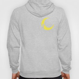 Cat and the Moon Hoody