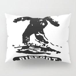 CALIFORNIA BIGFOOT CRYPTOZOOLOGY T-SHIRT Pillow Sham