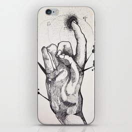The Pointer iPhone Skin