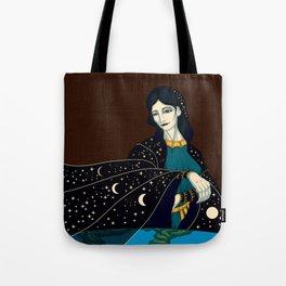 Nyx - Goddess of the Night Tote Bag