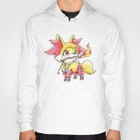 games Hoodies featuring Flame Games by Randy C
