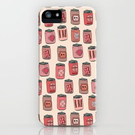 Cans iPhone Case