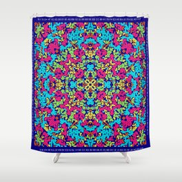 """Spring"" series #3 Shower Curtain"