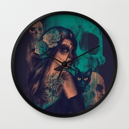 UNTIL THE VERY END Wall Clock