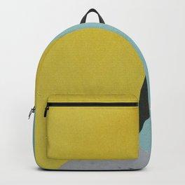 minimalist collage 03 Backpack