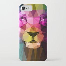 Wild Neon 01a. iPhone Case