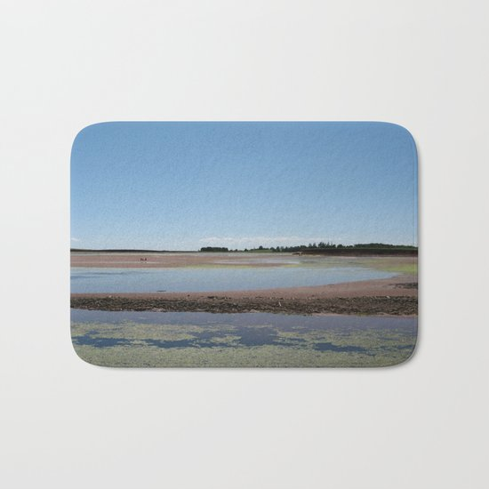 Landscape   Seascape   P.E.I. Shoreline   Canada Bath Mat