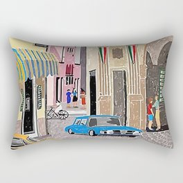 Call me by Your Name Drawing Rectangular Pillow
