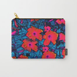 Watercolor Days Carry-All Pouch