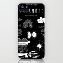 P*r*more iPhone Case