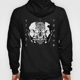 What hides beneath the mask Hoody