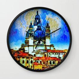 Salute Venice Wall Clock