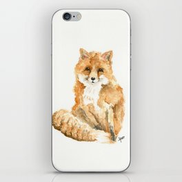 Phineas the Fox iPhone Skin