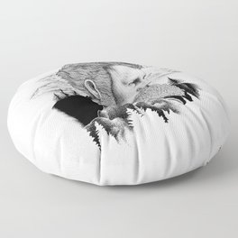 JOHN MUIR Floor Pillow