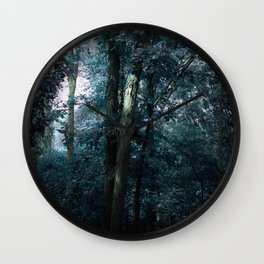 Cultivated Introspection Wall Clock