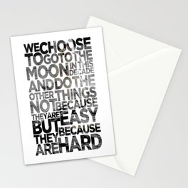We Choose Stationery Cards