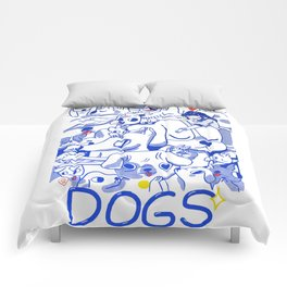 Dogs✧ Comforters